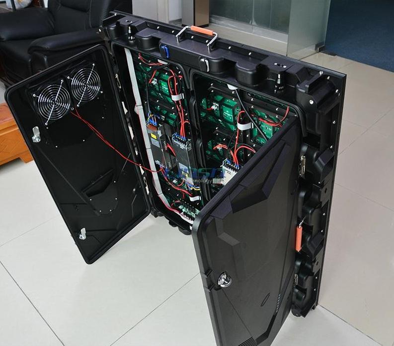 Cabinet màn hình Led P16 ngoài trời