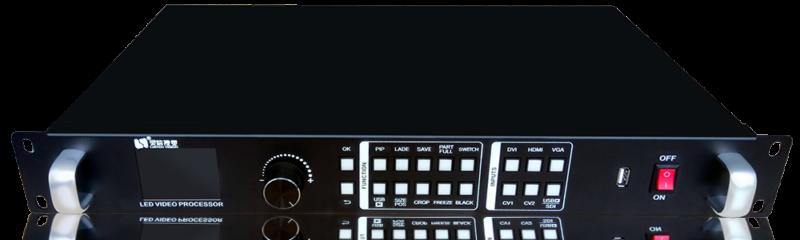 Bộ xử lý hình ảnh thông mình của màn hình LED