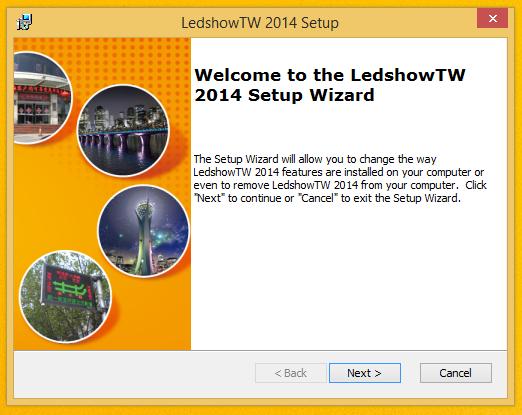 Phần mềm LED Show