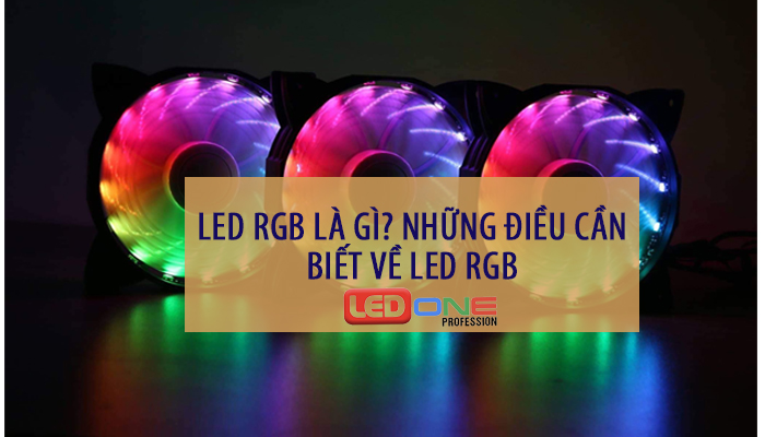 LED RGB là gì