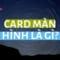 Card màn hình là gì? Phân biệt card rời và card onboard