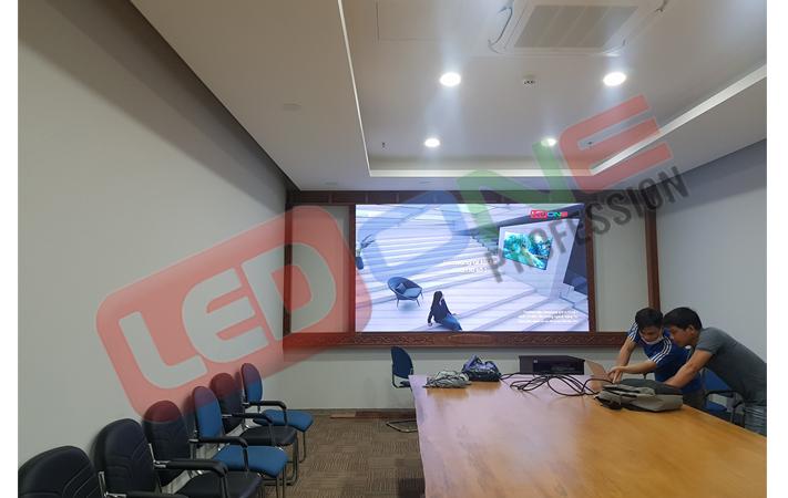 công trình màn hình LED P2 AMV Đà Nẵng
