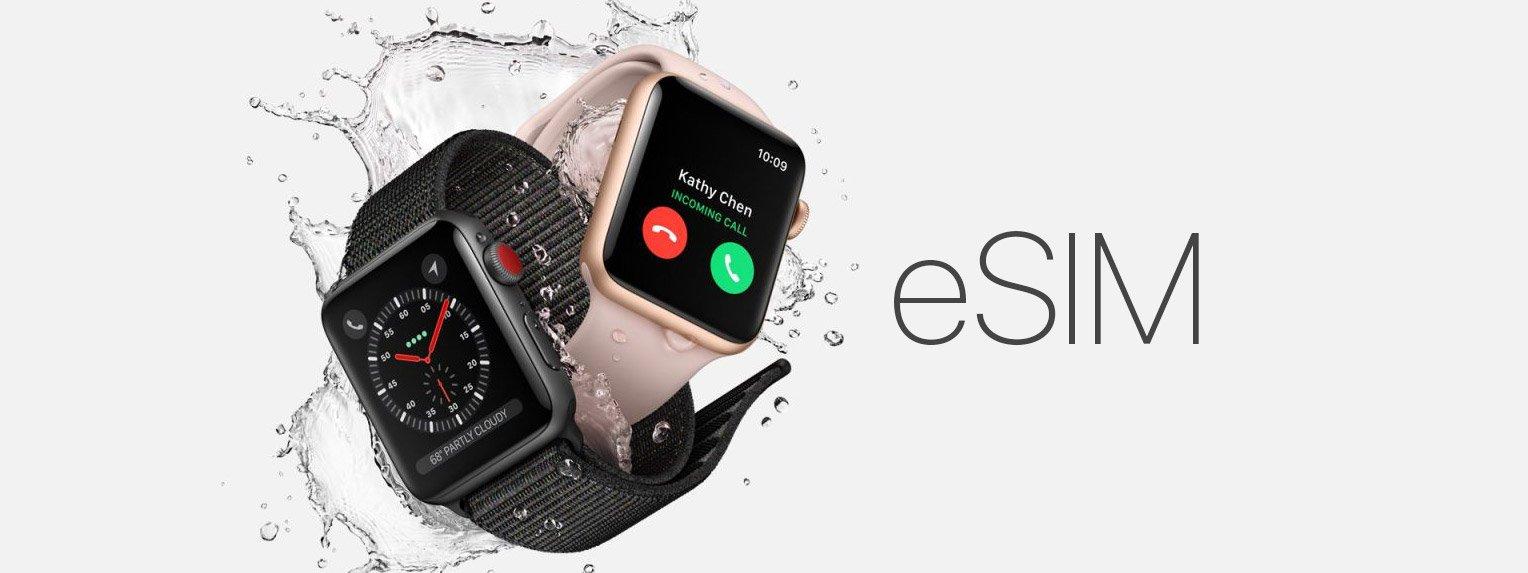 eSIM trên Apple Watch, eSIM là gì?