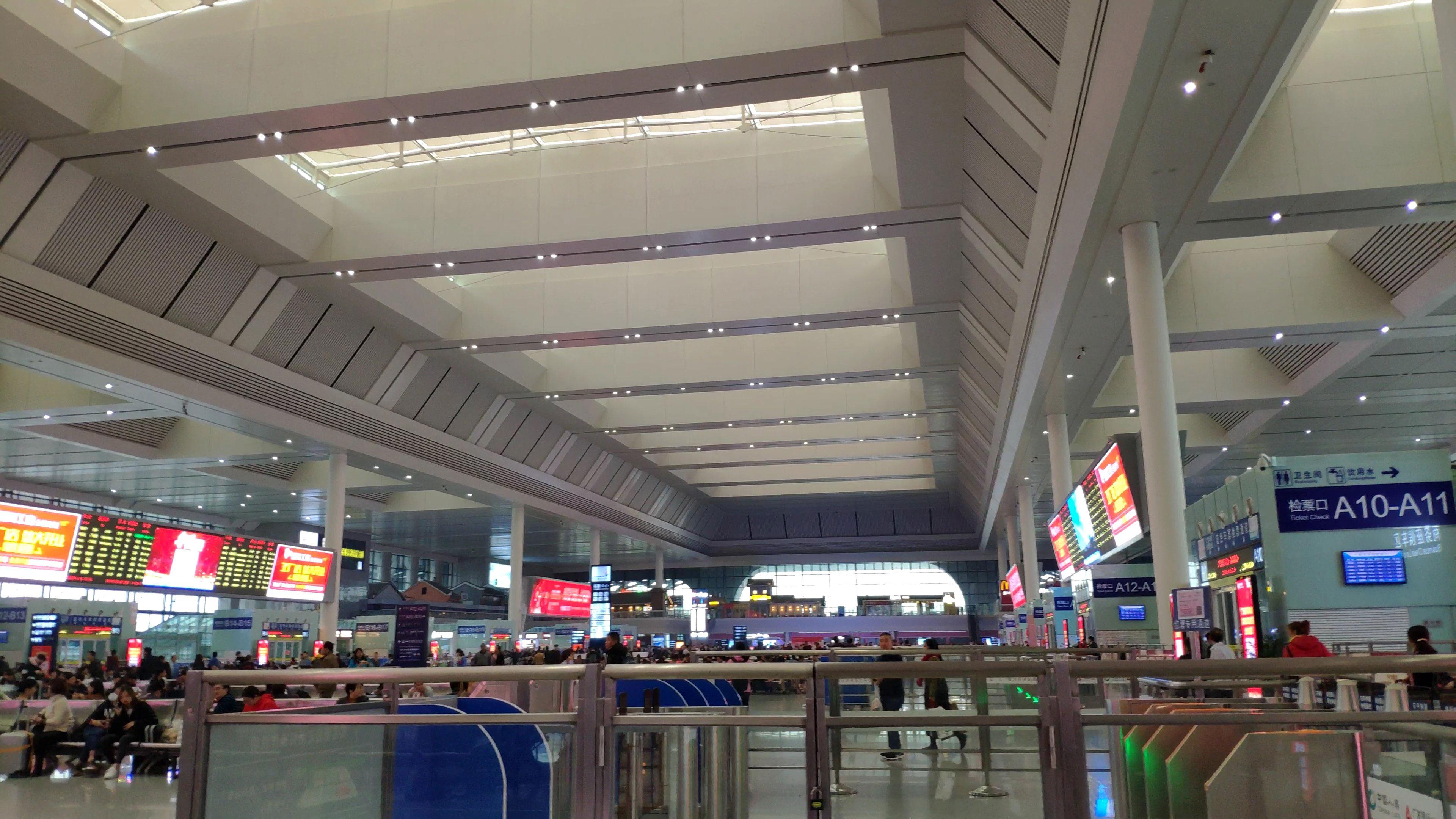 Màn hình led lắp đặt tại sân bay, nhà ga