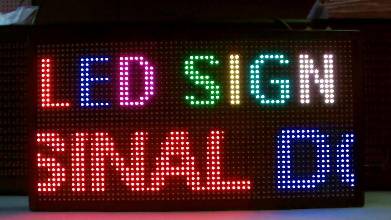 LED chạy chữ fullcolor