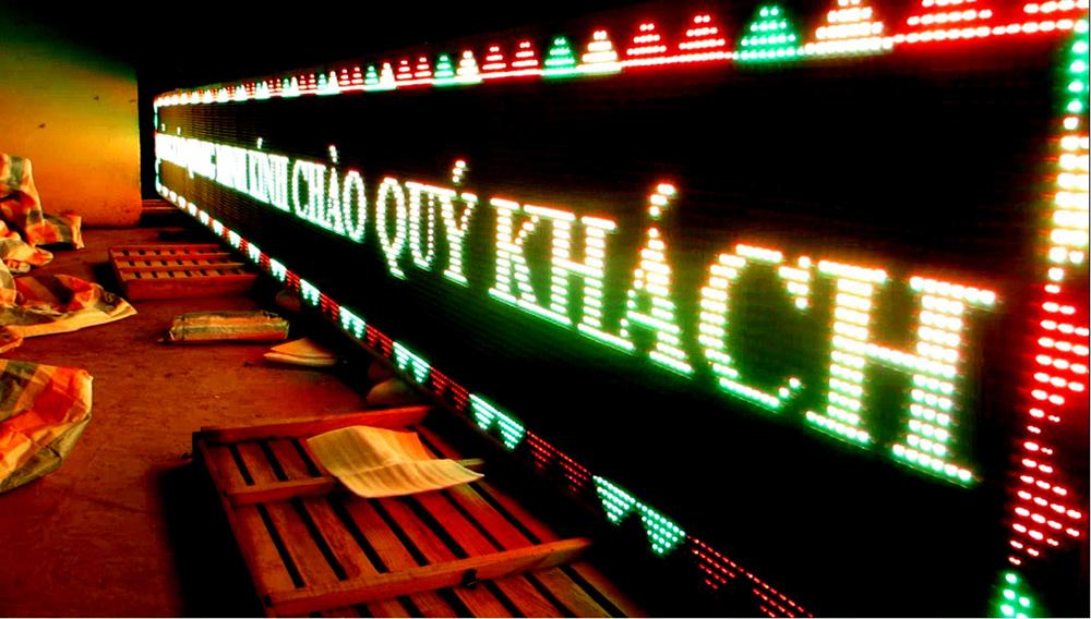LED ma trận là gì? Những điều cần biết về LED ma trận