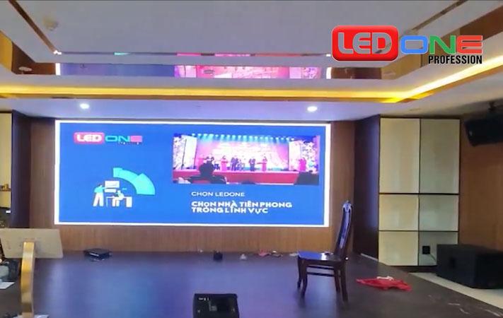 màn hình led p3 tại ngân hàng agribank cơ sỏ 4 quận 4 tp HCM