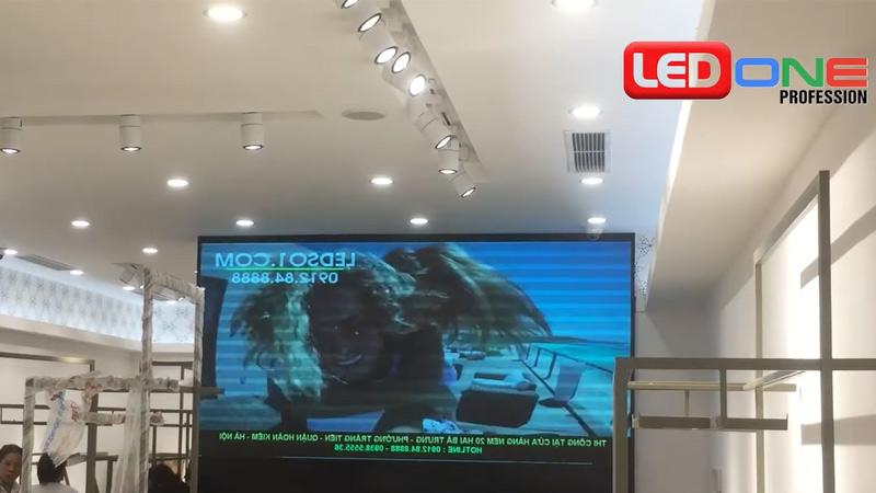 màn hình LED p3 trong nhà tại NEM tràng tiền