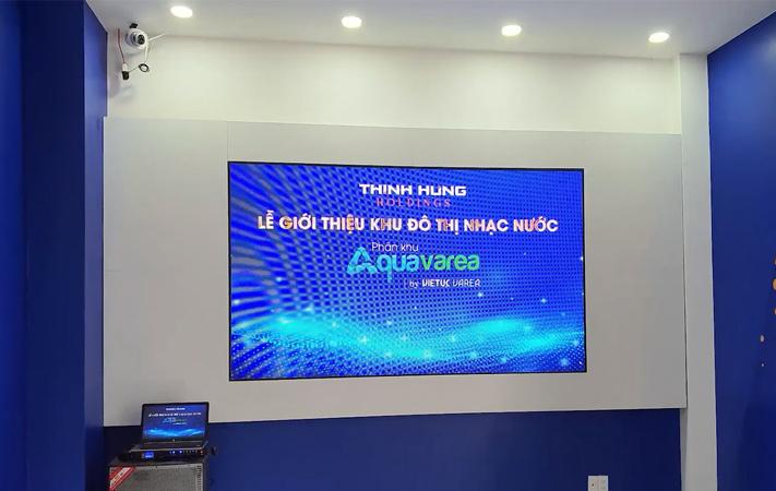 màn hình led p3 tại thịnh hưng holding