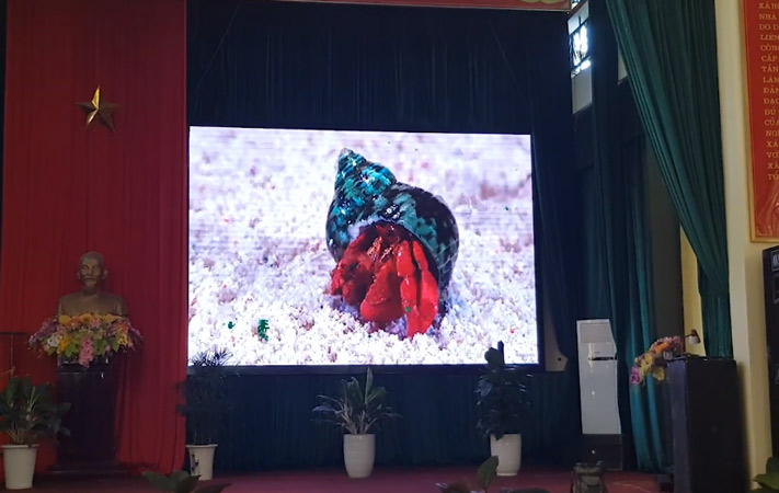 màn hình LED P4 tại huyện bá thước, thanh hóa