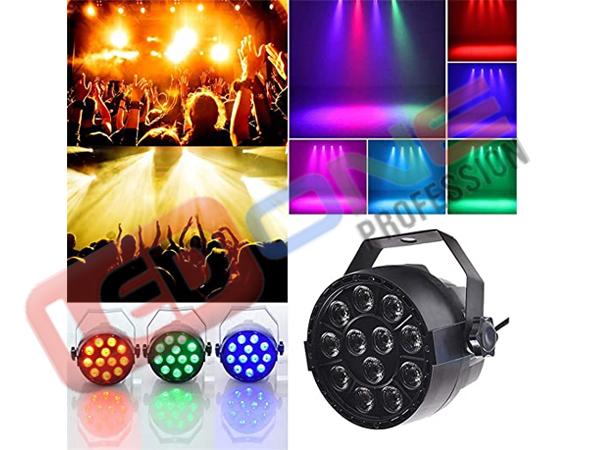 LED RGB được ứng dụng phổ biến trong thực tế