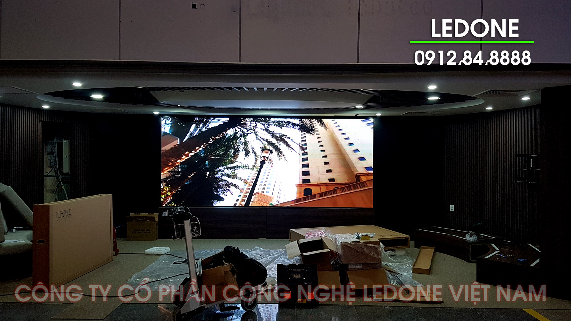 Màn hình led P3 trong nhà sản phẩm màn hình LED trong nhà có độ nét cao, giá thành phù hợp với mọi đối tượng