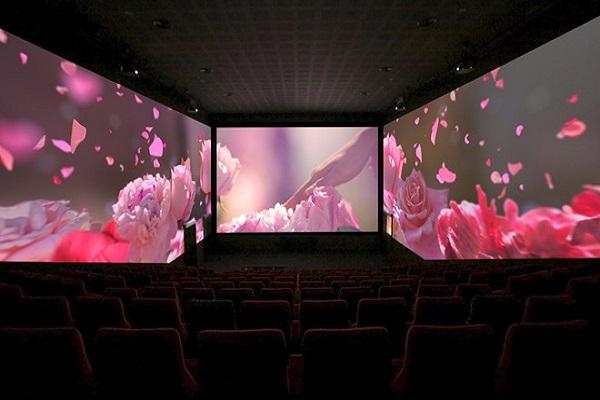 màn hình LED được ứng dụng rộng rãi tại các sự kiện
