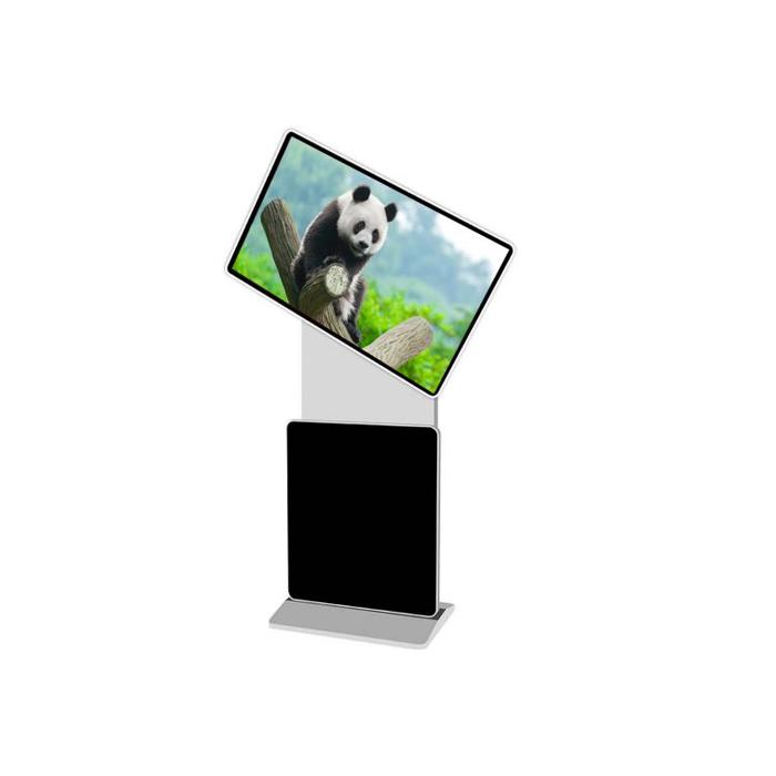 Màn hình quảng cáo xoay 360