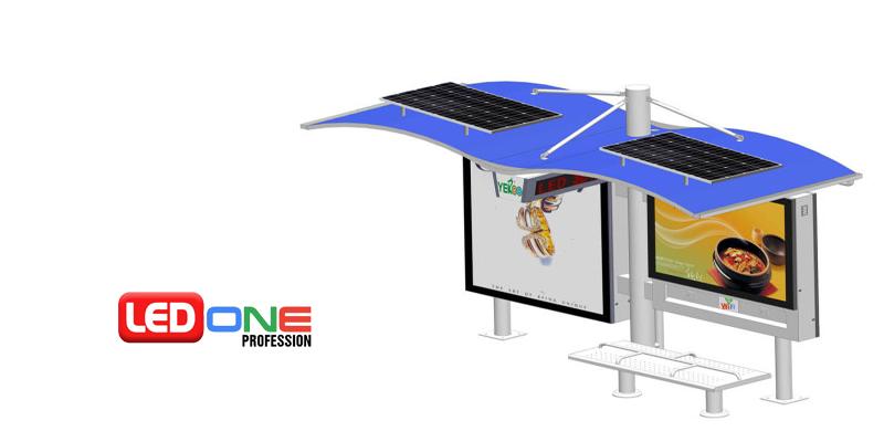màn hình quảng cáo năng lượng mặt trời với nhiều ưu điểm nổi trội