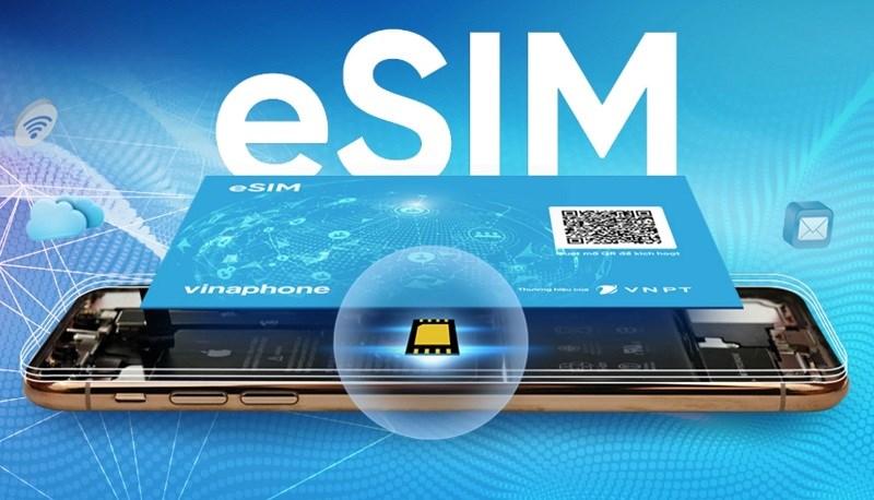 eSIM là gì?