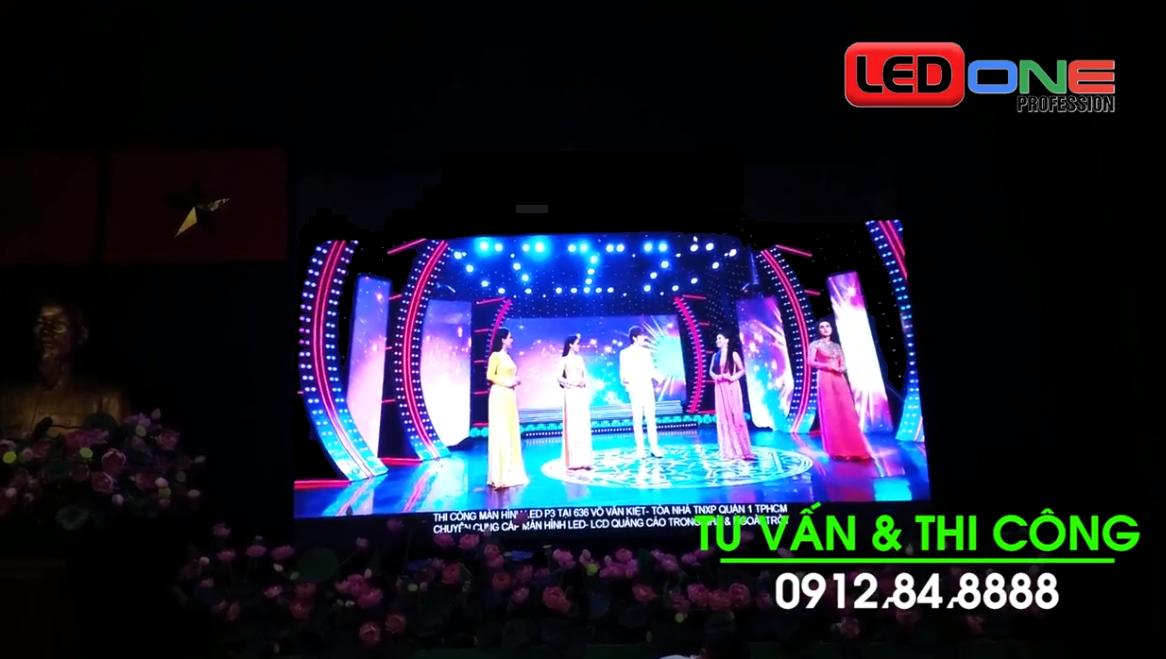Thi công lắp đặt màn hình Led P3 tại Quận 1, Tp Hồ Chí Minh