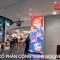 Thi công màn hình LED trong nhà P2 cho siêu thị AEON Hải Phòng