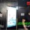 Thi công màn LCD chân đứng 55″ Wifi tại Bộ phận quản lý chợ Hàng Da